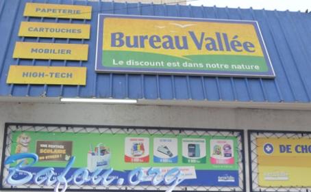 Bureau Vallée reçoit le Cercle des Affaires Français au Cameroun
