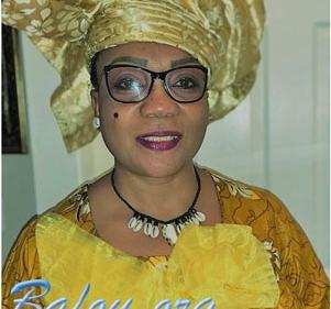 Interview de Mme DJOUMEJIO Ernestine, Présidente de l'Association Lemoû Bafou des USA