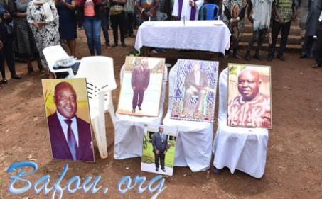 Adieu Monsieur le Doyen Pr Maurice TSALEFAC, Adieu Mo'oh Glewa Wamba Sa'aghong, Adieu Django !