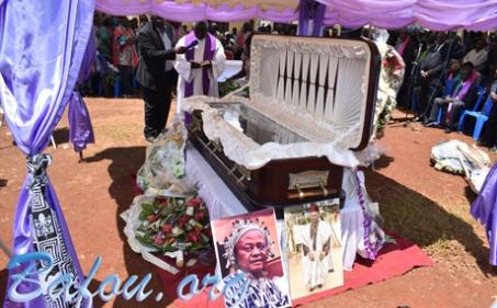 Fo'o Miagning TIOFACK Charles célébré dans une tristesse profonde par les siens