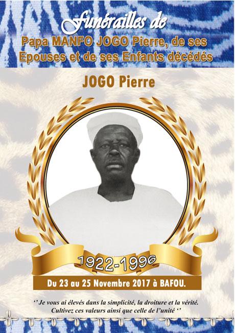 Manfo JOGO Pierre