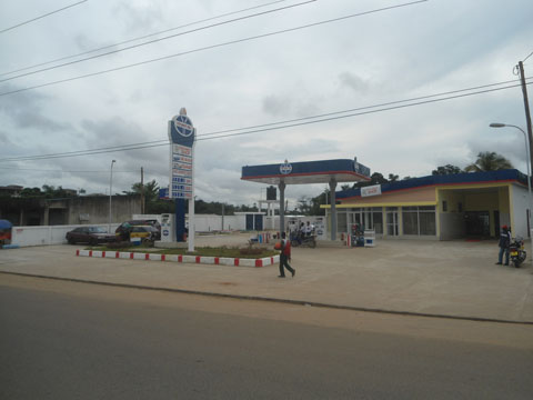 Station Nyala